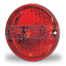 Jokon 710 10.0005.500 95mm Round Rear Stop/Tail Light Lamp